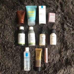 Other - Travel size hair, face, and body products!🧖🏼♀️